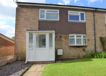 Thumbnail 3 bed semi-detached house for sale in Greenhills, Harlow, Essex