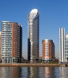 1 bed maisonette to rent in Onatrio Tower, Canary Wharf, London E14