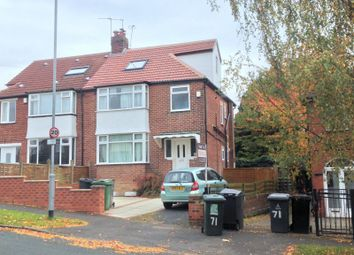 Thumbnail 5 bedroom semi-detached house for sale in Becketts Park Crescent, Headingley, Leeds