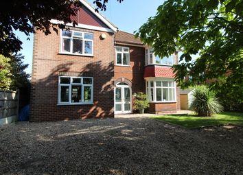 Thumbnail 5 bed detached house for sale in Willingham Road, Knaith Park, Gainsborough