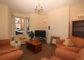 Thumbnail 7 bed terraced house to rent in Sunbury Avenue, Jesmond, Newcastle Upon Tyne