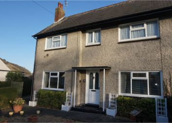 Thumbnail 3 bed semi-detached house for sale in Victoria Drive, Llandudno Junction