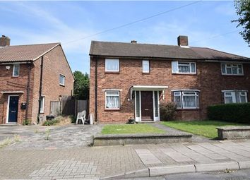 Thumbnail 2 bedroom semi-detached house for sale in Brow Crescent, Orpington, Kent