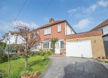 Thumbnail 3 bed semi-detached house for sale in Fanshawe Crescent, Ware, Hertfordshire