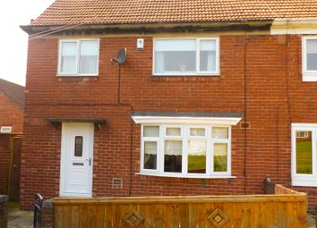 Thumbnail 3 bedroom semi-detached house for sale in Coverley Road, Sunderland