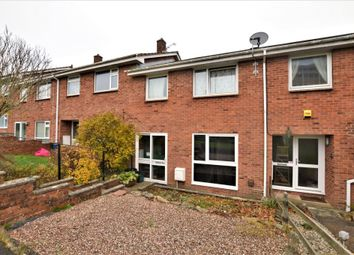 Thumbnail 3 bed terraced house to rent in Barn Park, Crediton, Devon