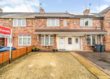 2 bed terraced house for sale in Tideswell Road, Great Barr, Birmingham B42