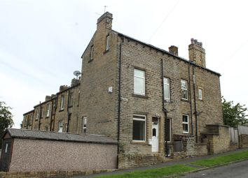 Thumbnail 2 bed end terrace house for sale in Weston Street, Exley Head, West Yorkshire