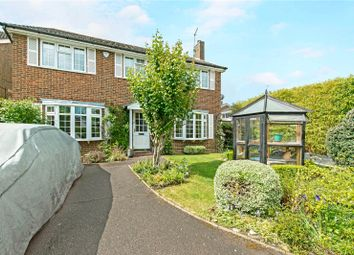 Thumbnail 5 bed detached house for sale in Kendale, Hemel Hempstead, Hertfordshire
