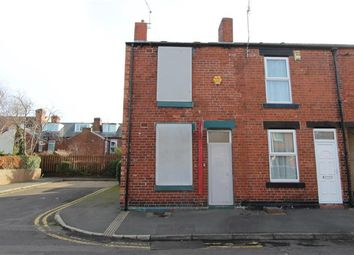Thumbnail 2 bed end terrace house for sale in Lancing Road, Sheffield