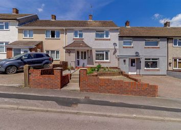 Thumbnail 3 bed terraced house for sale in Somerset Way, Chepstow, Monmouthshire