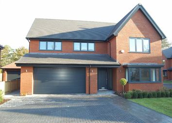 Thumbnail 4 bed detached house for sale in Victoria Road, Formby, Liverpool