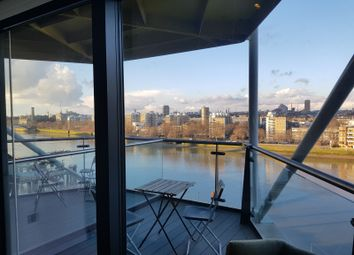 Thumbnail 2 bed flat to rent in 3 Riverlight Quay, Vauxhall
