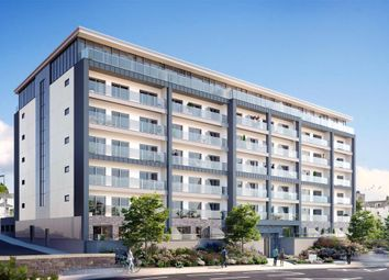 Thumbnail 1 bed flat for sale in Peirson House, Plymouth, Devon