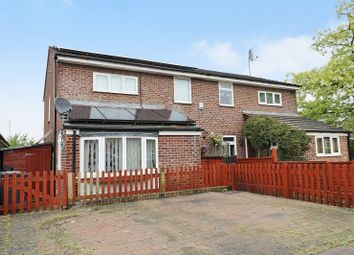 Thumbnail 3 bed semi-detached house for sale in Quince Road, Hardwick, Cambridge