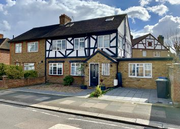 Thumbnail 6 bed semi-detached house for sale in Chalfont Road, Edmonton