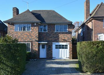Thumbnail 4 bed detached house for sale in Greenhalgh Walk, Hampstead Garden Suburb, London