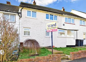 Thumbnail 2 bed terraced house for sale in St. Richards Walk, Dover, Kent