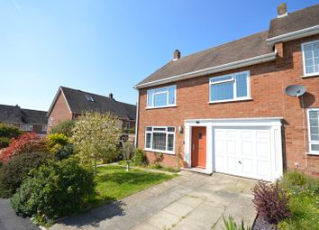 Thumbnail 4 bed end terrace house for sale in St. Annes Gardens, Lymington