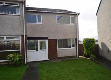 Thumbnail 3 bed semi-detached house to rent in Cronk Y Berry, Douglas