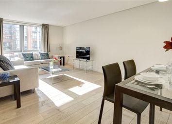 Thumbnail 3 bedroom flat to rent in 4B Merchant Square, Paddington