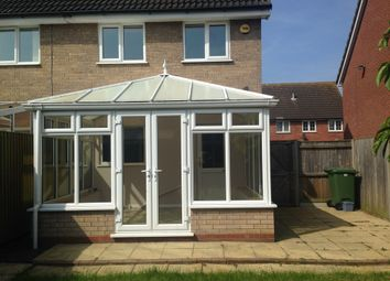 Thumbnail 3 bed semi-detached house to rent in Dovedale, Carlton Colville, Lowestoft