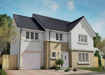 "Thumbnail 5 bedroom detached house for sale in ""The Darroch"" at Queens Drive, Cumbernauld, Glasgow"