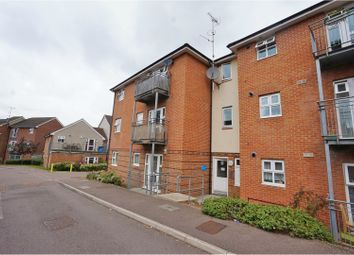 Thumbnail 2 bed flat for sale in Miller Way, Stevenage