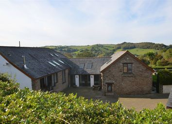 Thumbnail 7 bed detached house for sale in Easter Court, Berrynarbor