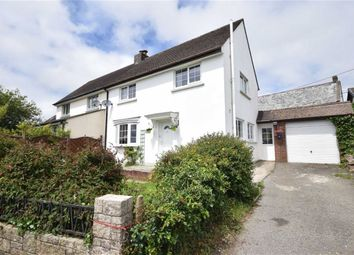 Thumbnail 3 bed semi-detached house for sale in The Crescent, Langtree, Torrington