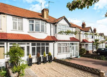 Thumbnail 3 bed terraced house for sale in Cranborne Avenue, Tolworth, Surbiton