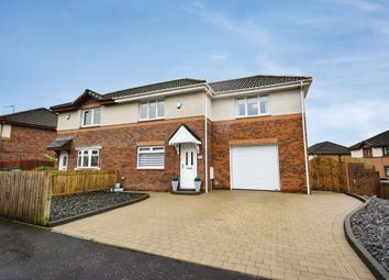 Thumbnail 3 bed semi-detached house for sale in Ben Vorlich Drive, Darnley, Glasgow