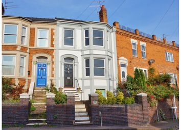 Thumbnail 4 bed terraced house for sale in Astwood Road, Worcester