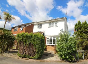 Thumbnail 4 bed detached house for sale in Herriot Court, Yateley, Hampshire