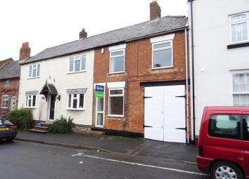Thumbnail 3 bed terraced house for sale in Dennis Street, Hugglescote, Leicestershire