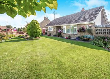 Thumbnail 2 bed detached bungalow for sale in The Street, Marham, King's Lynn