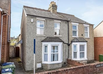 Thumbnail 5 bed semi-detached house for sale in Cricket Road, Oxford OX4,