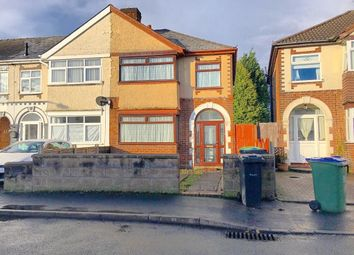 Thumbnail 3 bedroom end terrace house for sale in Willingsworth Road, Wednesbury, West Midlands