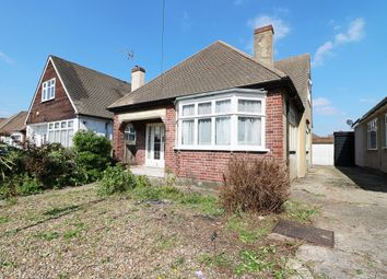 Thumbnail 3 bed bungalow for sale in Stradbroke Grove, Clayhall, Ilford