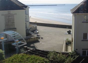 Thumbnail 1 bed flat for sale in Abbotsford House, Marina, Swansea
