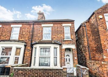 Thumbnail 3 bed end terrace house for sale in Churchville Road, Bedford, Bedfordshire