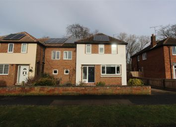 Thumbnail 4 bed semi-detached house for sale in Barrett Road, Darlington