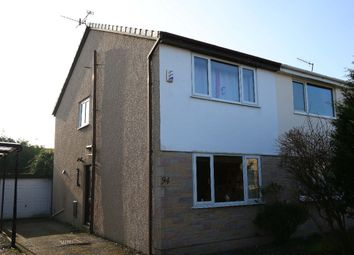 Thumbnail 2 bed semi-detached house for sale in Wingate Avenue, Westgate, Morecambe