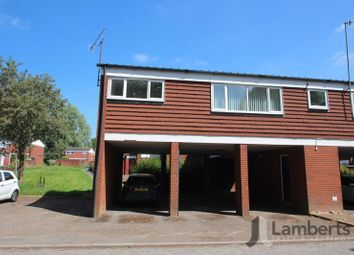 Thumbnail 1 bed flat for sale in Fulbrook Close, Redditch