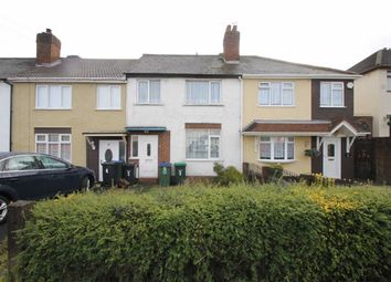 Thumbnail 3 bed terraced house for sale in Throne Crescent, Rowley Regis, West Midlands