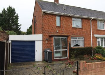 Thumbnail 2 bedroom semi-detached house for sale in Frost Road, Bournemouth