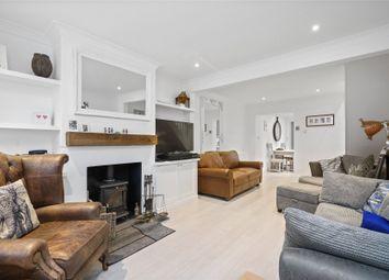 Thumbnail 2 bed terraced house for sale in Pyrcroft Lane, Weybridge, Surrey
