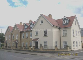 Thumbnail 2 bed flat to rent in Huntingdon Street, St. Neots