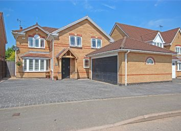 Thumbnail 6 bed detached house for sale in Forest House Lane, Leicester Forest East, Leicester