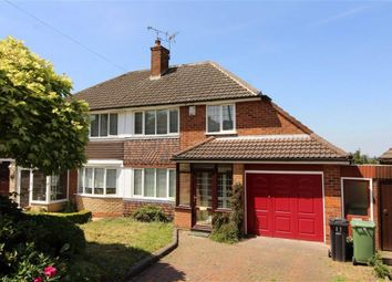 Thumbnail 3 bedroom semi-detached house for sale in Raglan Close, Brownswall Estate, Sedgley